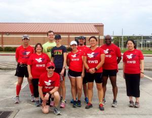 Team RWB Pearland Group!